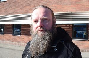 Georg Börlin, projektledare på Sundsvalls kommun. Arkivbild.