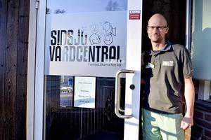 Fredrik Alsén, verksamhetschef på Sidsjö vårdcentral.