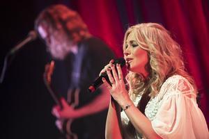 Jessica Andersson bjöd på många hits från sin rika karriär.