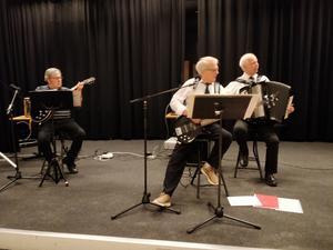 Trion Matsolars underhöll. Foto: Anneli Andersson