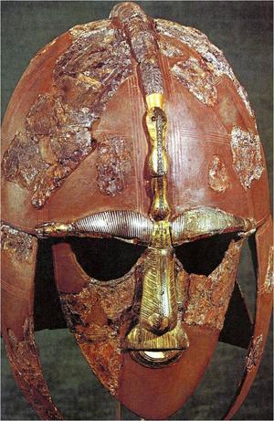 Englands rikaste gravfynd från Sutton Hoo visar paralleller med vendeltidens Uppland.