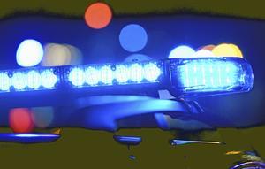 En drogad förare körde på en mopedist.