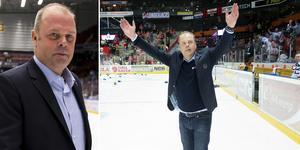 Perra Johnsson gästar Hockeypuls podcast och berättar om tränarkarriärens höjdpunkter och motgångar, sina taktiska grunder och mycket mer. Foto: Daniel Eriksson//Bildbyrån.