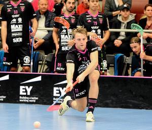 Johan Fahlström gjorde det matchavgörande målet mot Mullsjö.
