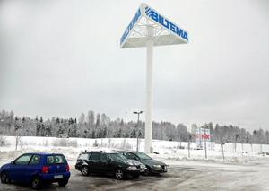 Norr om Färnäs planerar man det nya området. Arkivbild tagen av Birgit Nilses.