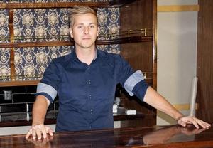 Pontus Ryding hoppas att puben öppnar till påsk..