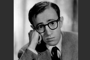 Woody Allen, 82 år, regissör, New York, USA: