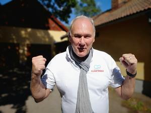 Per Hillerström har ett stort Bragehjärta sen lång tid tillbaka. Nu hoppas han att hans Facebook-sida kan göra att fler engagerar sig för klubben.