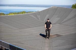Leksands kommun har aldrig beviljat bygglov för någon större solcellsanläggning tidigare.