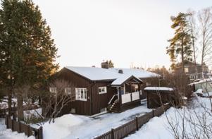 Allégatan 11 såldes för 3,5 miljoner. Bild: Svensk Fastighetsförmedling