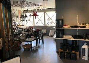 Helene Pålsson har länge varit intresserad av inredning. Nu slog hon till och öppnade Inredningsbutiken i Vemdalen.