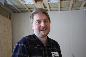Andreas Allert Redmo är fjärde generationen företagare. Efter 20 år som anställd valde han att satsa på egen firma.