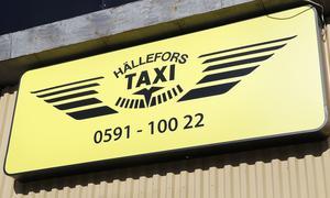 Konkurs begärdes för Hällefors Taxi 25 juni 2018.