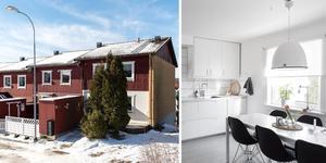 Suterrängradhus är veckans mest klickade. Foto: Svensk Fastighetsförmedling Fagersta