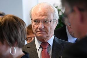 Kung Carl XVI Gustaf. Foto: Johan Nilsson / TT