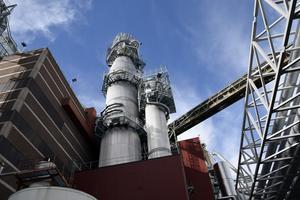 Företagets mål är att Östrandsfabriken ska bli Europas mest lönsamma massafabrik.