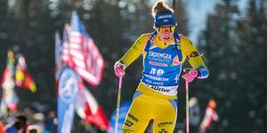 Hanna Öberg blev bästa svenska med sin 24:e plats.