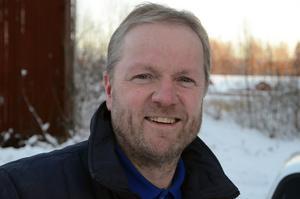 Det är en gammal dröm som jag äntligen kunnat förverkliga, konstaterar Bengt Norberg, från Nyhammar.