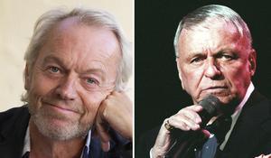 Foto: Majken Ström/TT Nicke Wagemyr sjunger Sinatra den 12 maj.