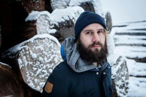 Andreas Öhman arbetar nu med sin femte film.