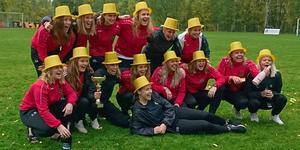 Grycksbo IF fick jubla på Lindvallen i helgen efter att 2–0-vinsten mot Korsnäs U säkrat seriesegern i division 3.