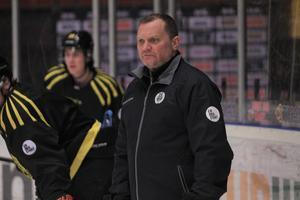 Magnus Sundquist berättar om sin första säsong i Brynäs.