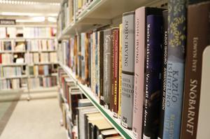 """LInus"" vill inte har biblioteket i gamla Kommunhuset."