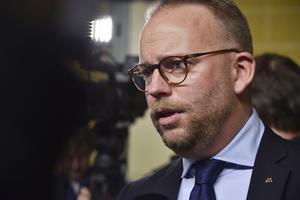 Foto: Alexander Larsson Vierth/TT Olof Lavesson (M), ordförande i riksdagens kulturutskott, skulle bli