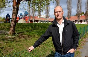 Urban Åström är verksamhetschef för grundskolan på Sundsvalls barn- och utbildningsförvaltning.