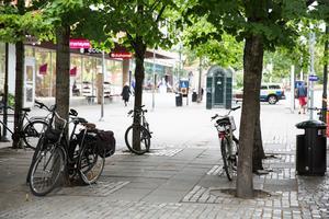 Målet med cykelplanen är att fler ska välja att cykla till jobbet, skolan och på fritiden.