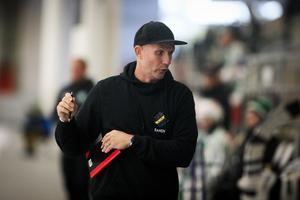 Andreas Bergwall ska leda AIK både på och vid sidan av isen i vinter.