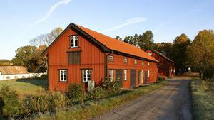 Nära Gäddeholms kafé planeras  en trädgårdsbutik. Foto: Arkiv