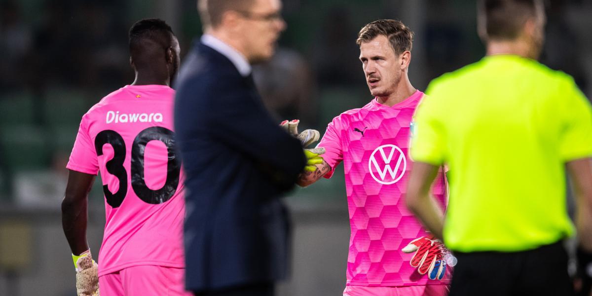 JUST NU: Ismael Diawara kastas rakt in i Malmö FF:s heta CL-match