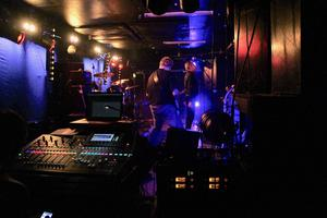 VACUM 2018. Det klassiska punkbandet som upplöstes 1999 på Piplines scen igen - bättre än någonsin. Foto: Björn Brånfelt.