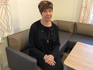 Ingeborg Wiksten (L), regionfullmäktige i Västernorrland