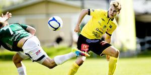 Sebastian Ring var utlånad till BK Forward under säsongen 2013. Arkivbild: Lennart Lundkvist