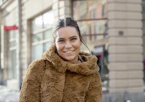 Ellida Hedin, 21 år, undersköterska, Sollefteå: