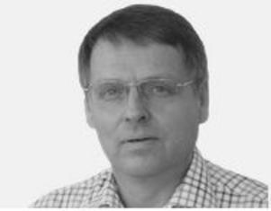 Per-Olov Jemth, virkesområdeschef för Mellanskog Gästrikland är kritisk till nedläggningen av Rörbergs flygplats. Bild: Mellanskog