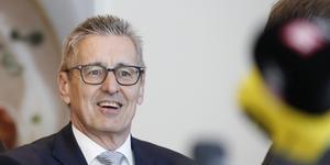 Ronnie Leten är styrelseordförande för Epiroc. Foto: Christine Olsson/TT