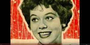 Mona Grain gjorde stor succé i en av Hagge Geigerts revyer på 60-talet. Tidningarna skrev om henne som