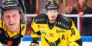 Jimmie Jansson hyllade Anthon Erikssons (infälld bild) uppoffrande spelstil.