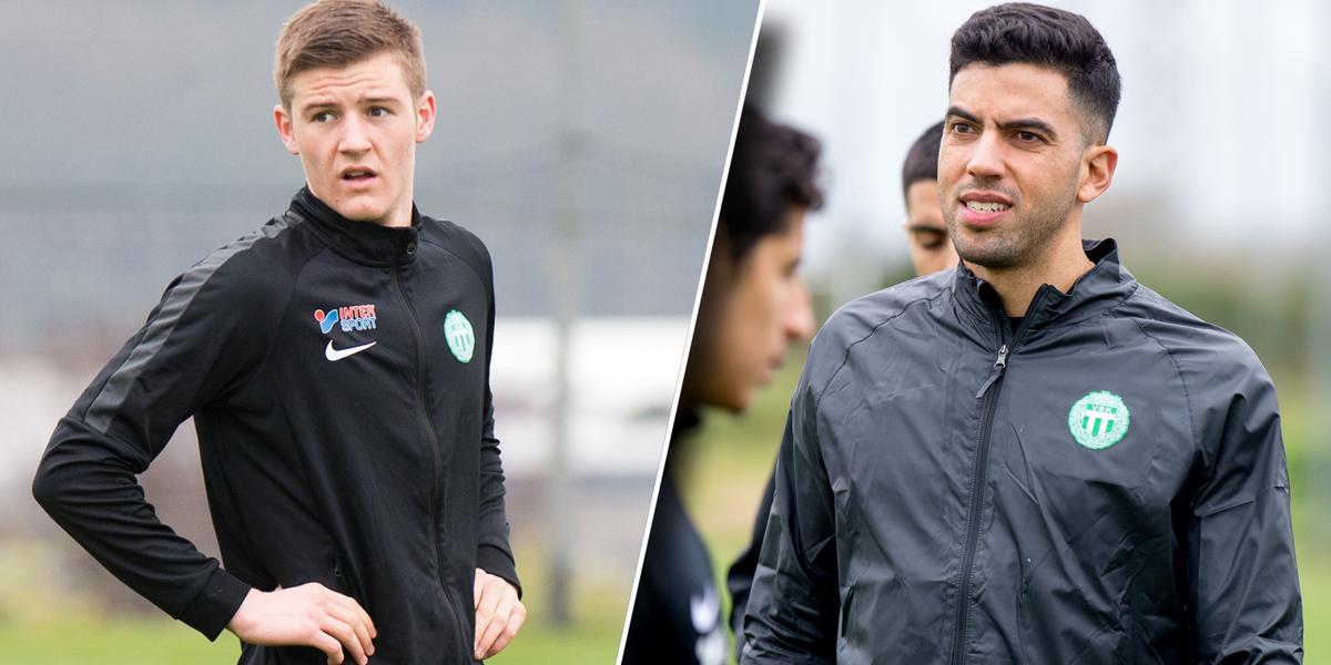 VSK-talangen får chansen från start mot IFK Göteborg – och profilvärvningen gör debut