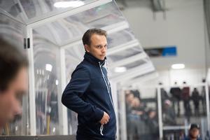 Sundsvall Hockeys assisterande tränare Björn Forsgren.