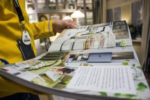 Den nya Ikea-katalogen delas ut till medlemmar i Ikea family.