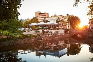 Brasserie Stadsparken. Bild: Vardagruppen