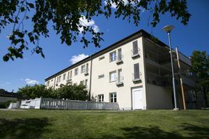 Svärdsjö är på väg att få ett andra vård- eller trygghetsboende som komplement till detta servicehus; Källegården.