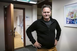 Jonas Törngren, kommundirektör i Krokom.