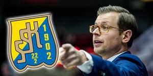 Martin Filander har varit assisterande tränare för Malmö Redhawks i SHL de senaste fyra åren. Nu står det klart att han ska lämna klubben efter den här säsongen – och LT kan avslöja att han är det hetaste namnet för jobbet som huvudtränare i Södertälje SK. Foto: Bildbyrån