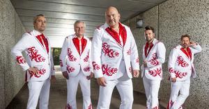 Foto: Pressbild. Larz-Kristerz, det populära dansbandet från Älvdalen, tappar två av sina medlemmar.