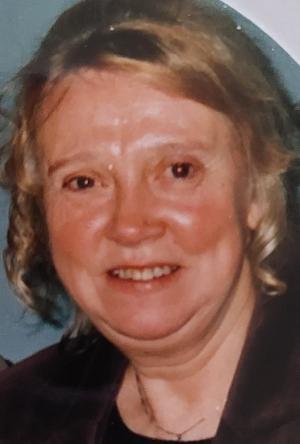 Ingrid Bergqvist.